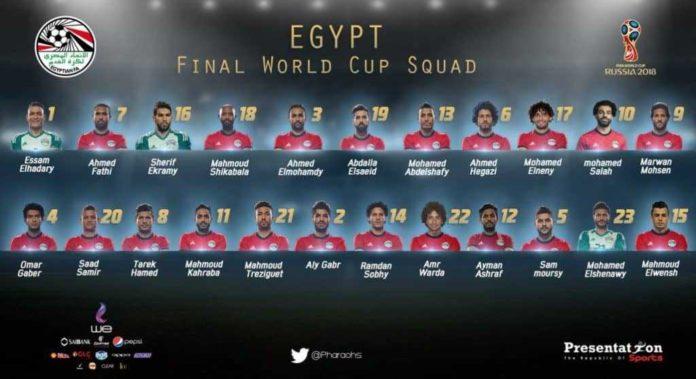 Timnas Mesir