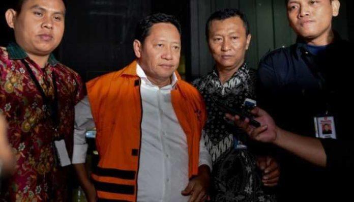 Cagub ditahan KPK
