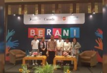 Peluncuran program BERANI