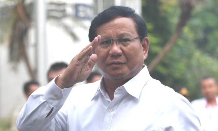 Elektabilitas Prabowo