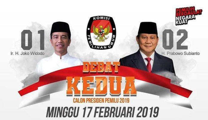 Prabowo unggul Debat