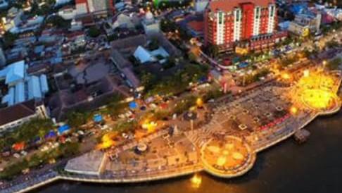 Kuliner Makassar, Pantai Losari